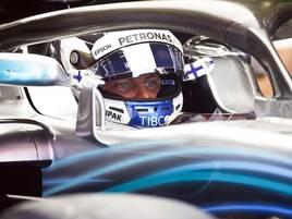 Großer Preis der Emilia-Romagna: Bottas schnappt Hamilton die Pole weg
