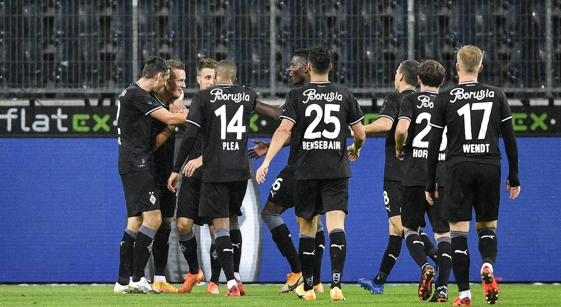 Borussia Mönchengladbach: Ein perfekter Tag gegen RB Leipzig