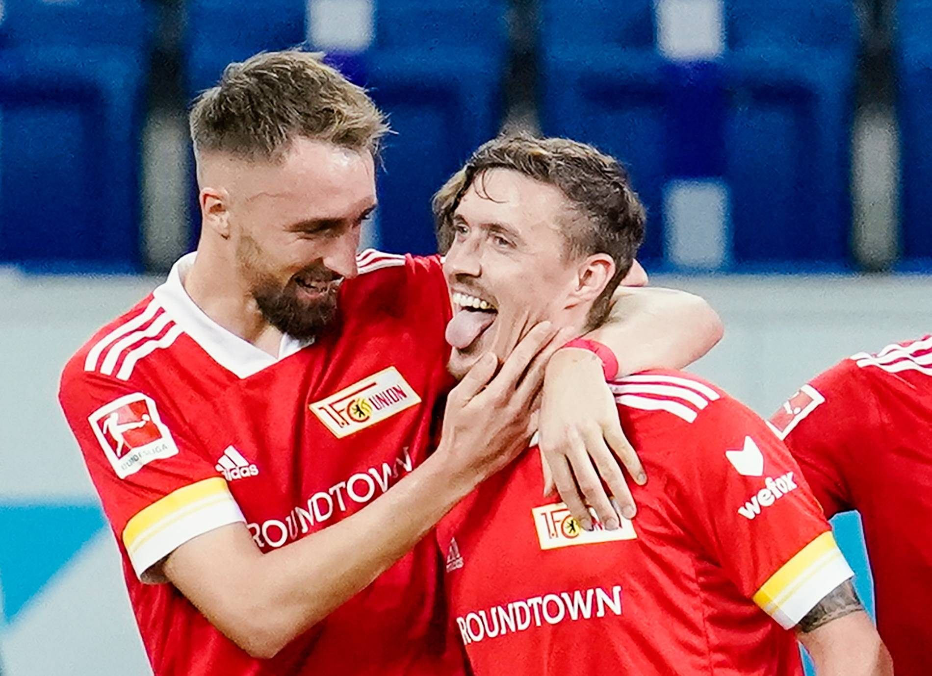 Union Berlin: Christopher Trimmel macht das komplette Training mit
