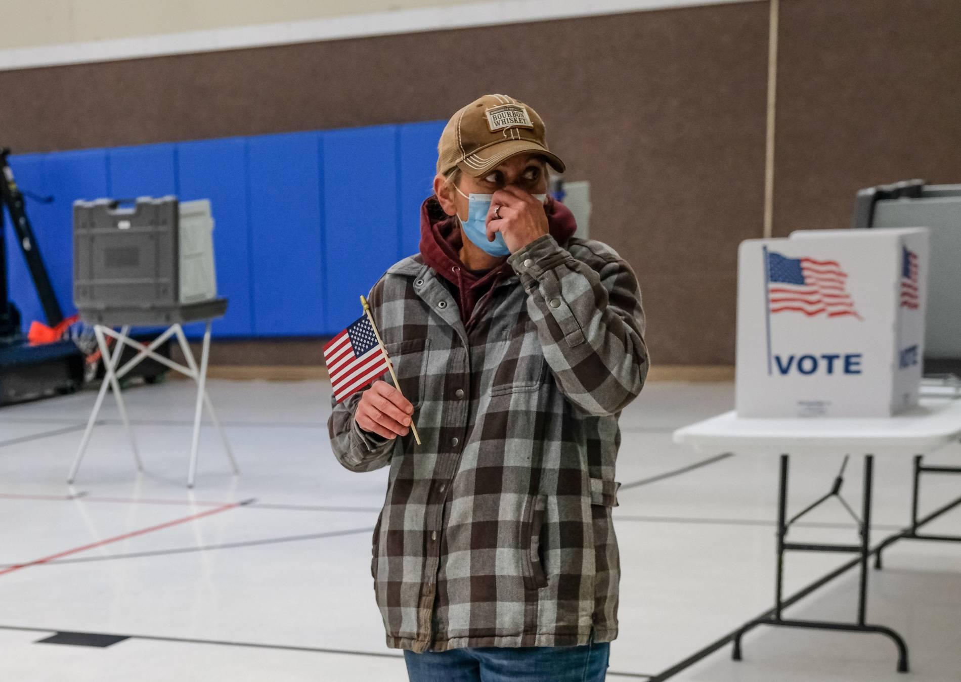 Wahlbeteiligung Usa Präsidentschaftswahl