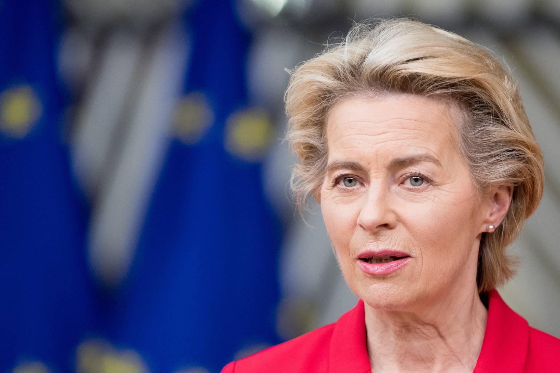 Nach Bidens Wahlerfolg: Von der Leyen will transatlantischen Neuanfang