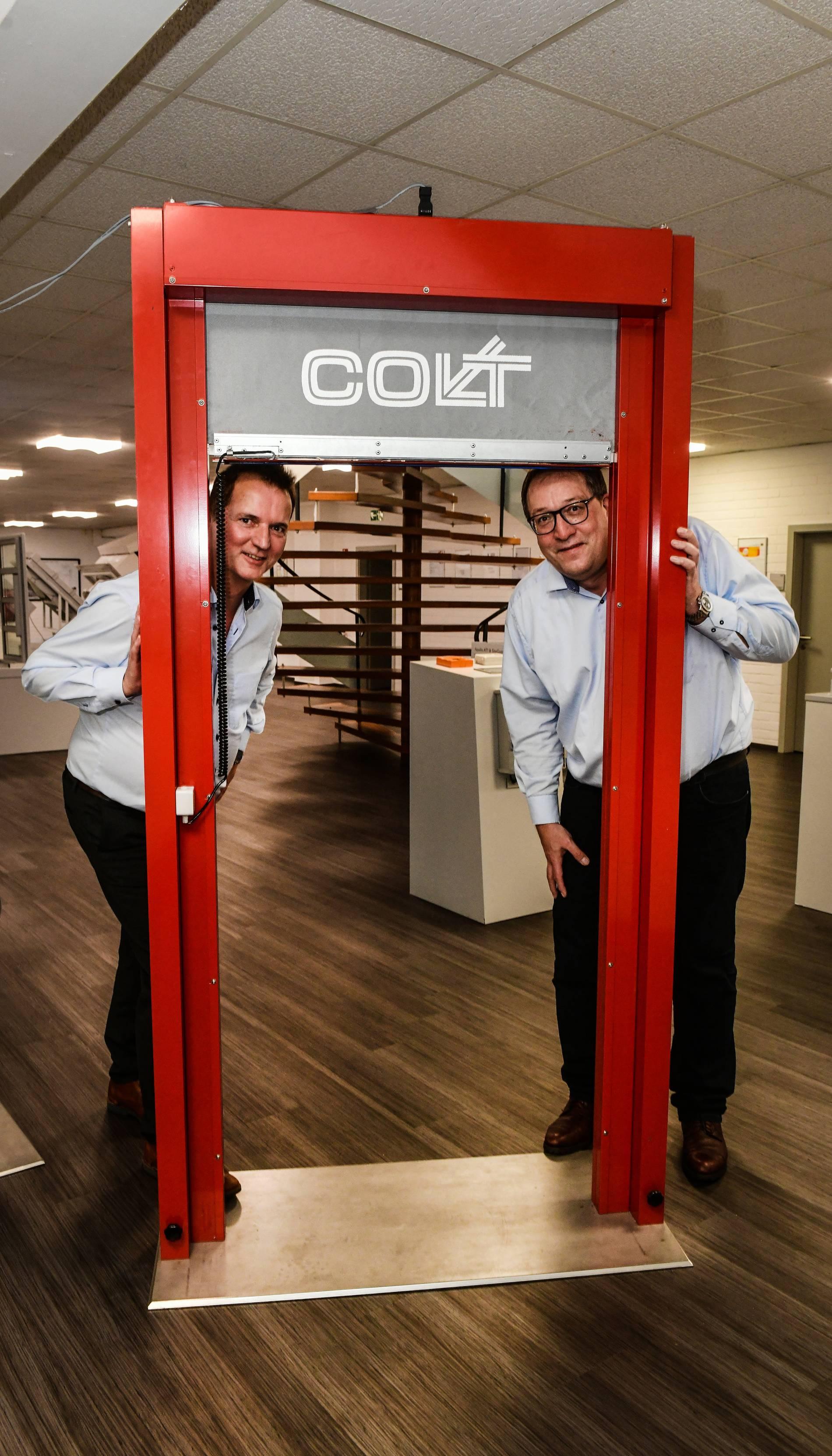 Flughafen Berlin hat dem Klever Unternehmen Colt die ...