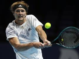 ATP Finals: Zverev kassiert Niederlage - Djokovic wird Favoritenrolle gerecht