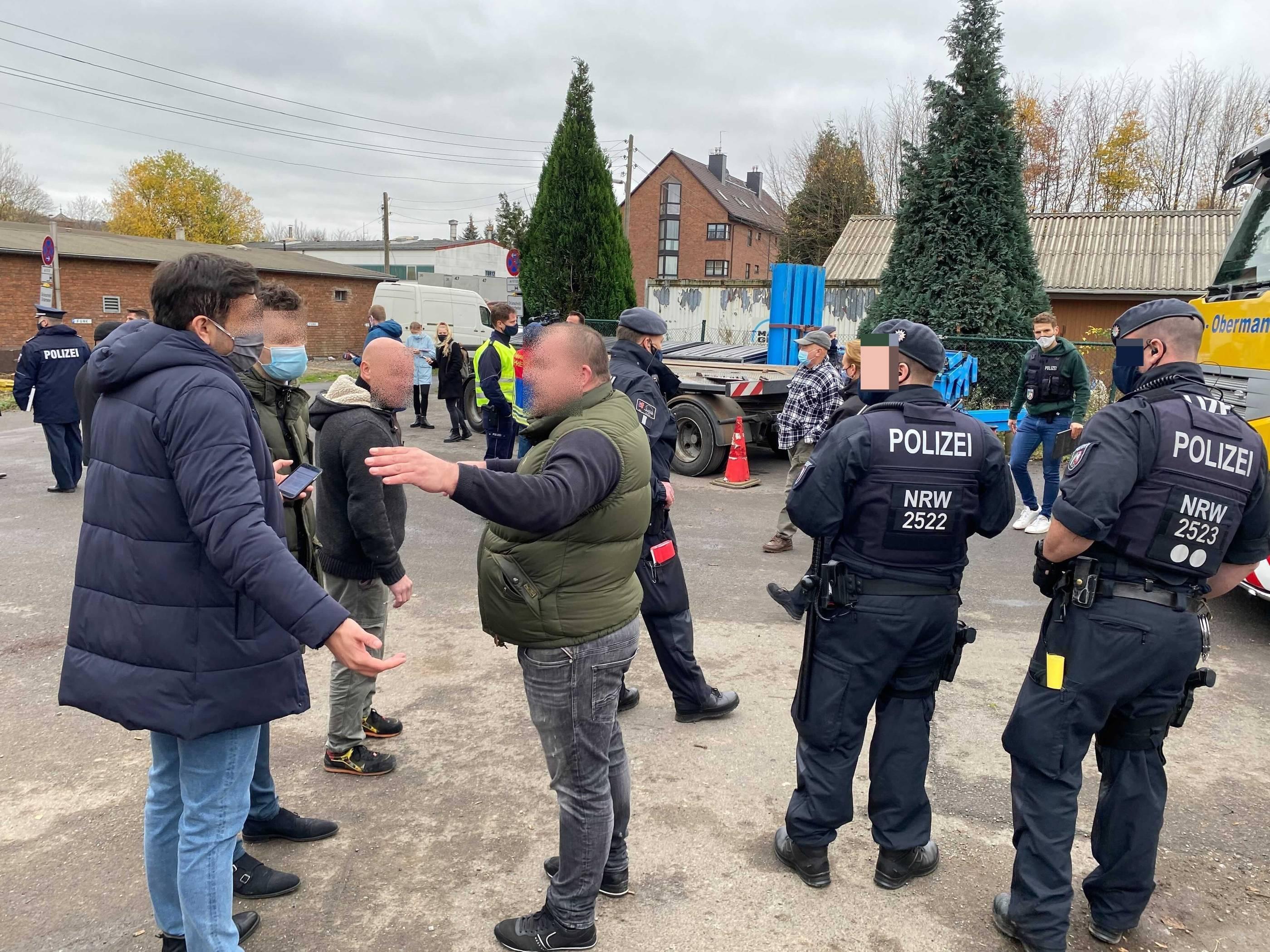 Polizei Düsseldorf Rath