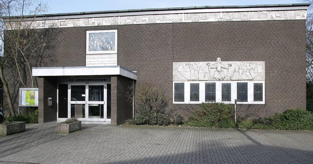Pläne des Presbyteriums: Gemeindehaus droht die Schließung