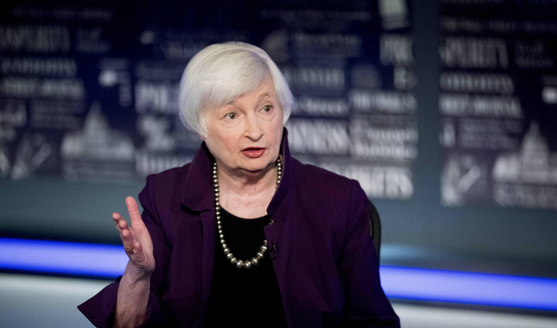 Presse: Ex-Fed-Chefin Janet Yellen soll US-Finanzministerin werden