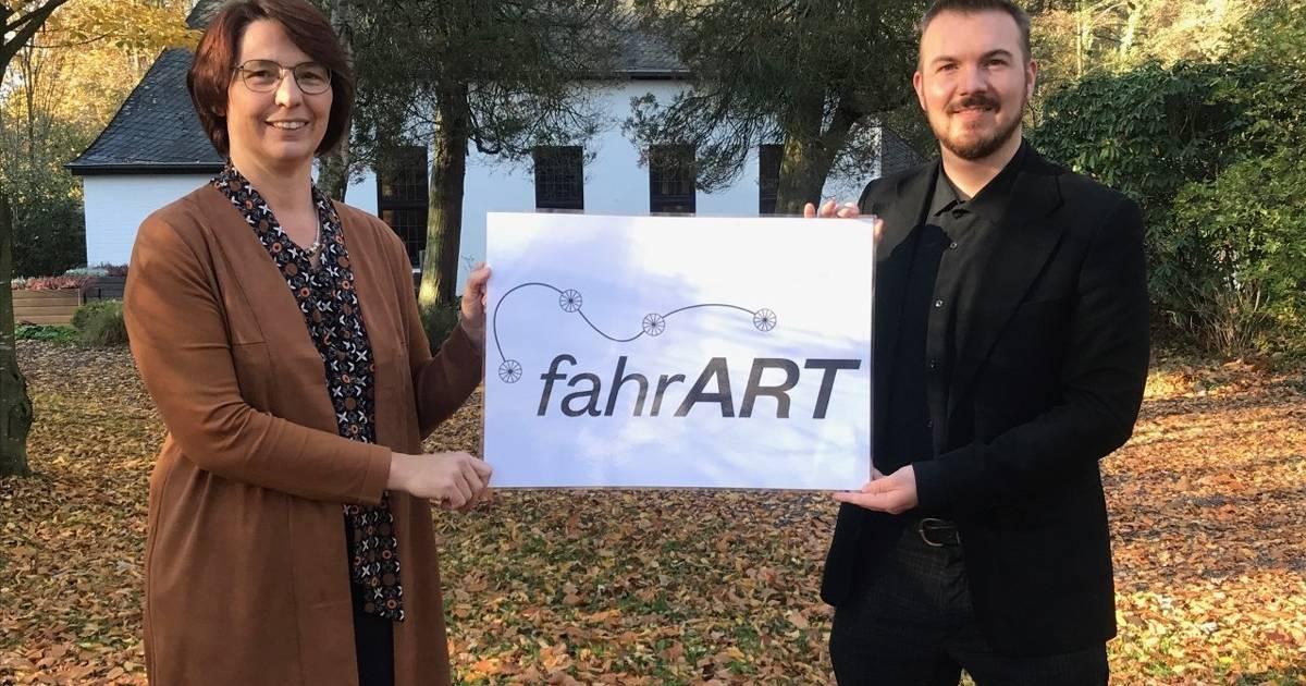 Kultur in Nettetal: Große Resonanz für Kunst-Radweg