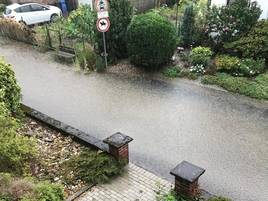Nach Unwetter in Korschenbroich: Betriebsausschuss stimmt Starkregen-Maßnahmen zu