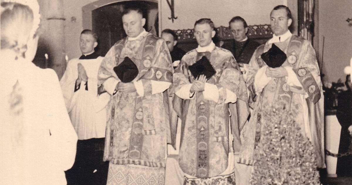 70. Jahrestag der Priesterweihe: Ein Leben im Glauben