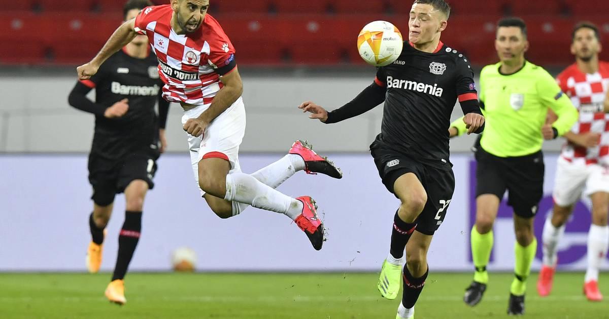 Europa League: Bayer Leverkusen gegen Hapoel Beer Scheva -...