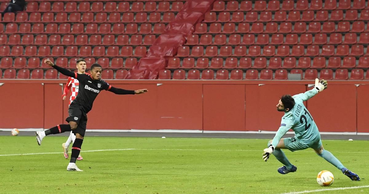 Europa League: Bayer Leverkusen macht großen Schritt Richtung K.o.-Runde...
