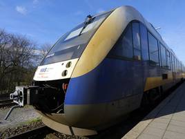 Zugstrecke zwischen Xanten und Duisburg: VRR sucht künftigen Betreiber der RB31