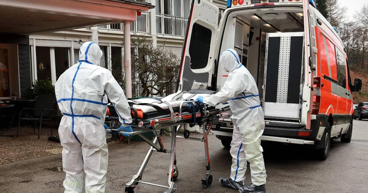 """Zweiter Corona-Ausbruch: Leiter des Diakoniewerks Pilgerheim Weltersbach: """"Wir tun hier wirklich alles, was geht"""""""