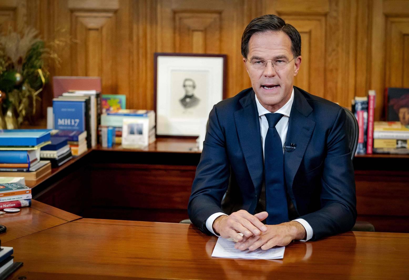 corona in holland: auch niederlande gehen in strengen