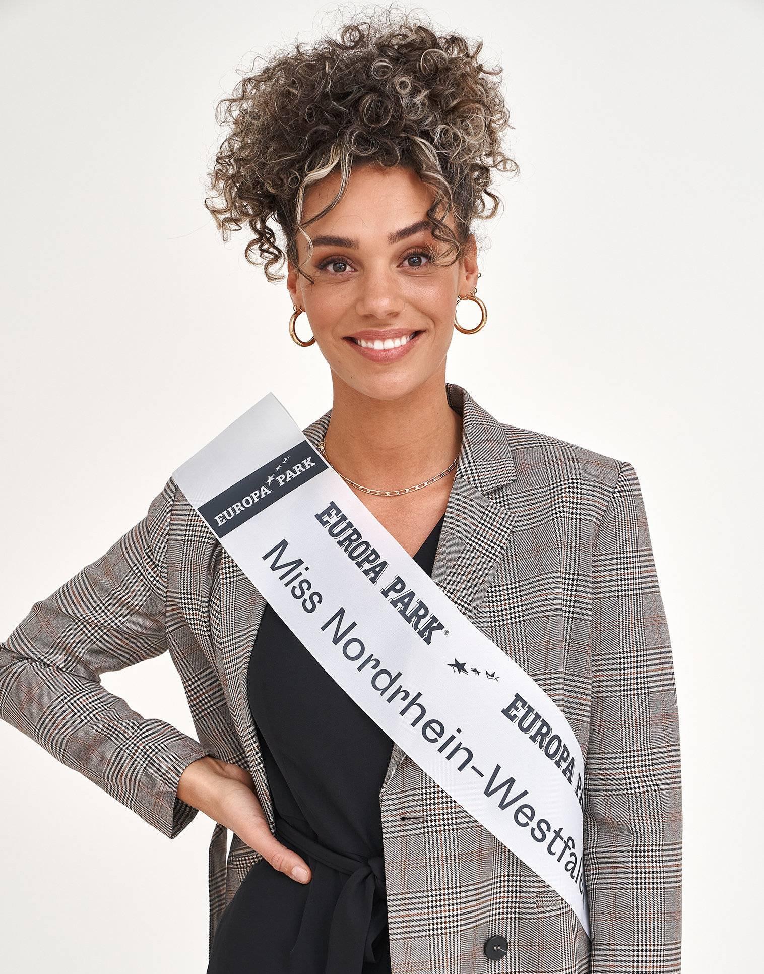Miss Germany 2021: Jemimah Booysen aus Langenfeld ist ...
