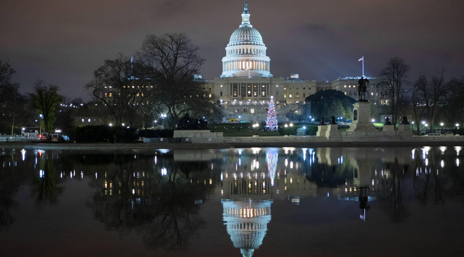 USA: Demokraten und Republikaner einigen sich auf Corona-Hilfspaket
