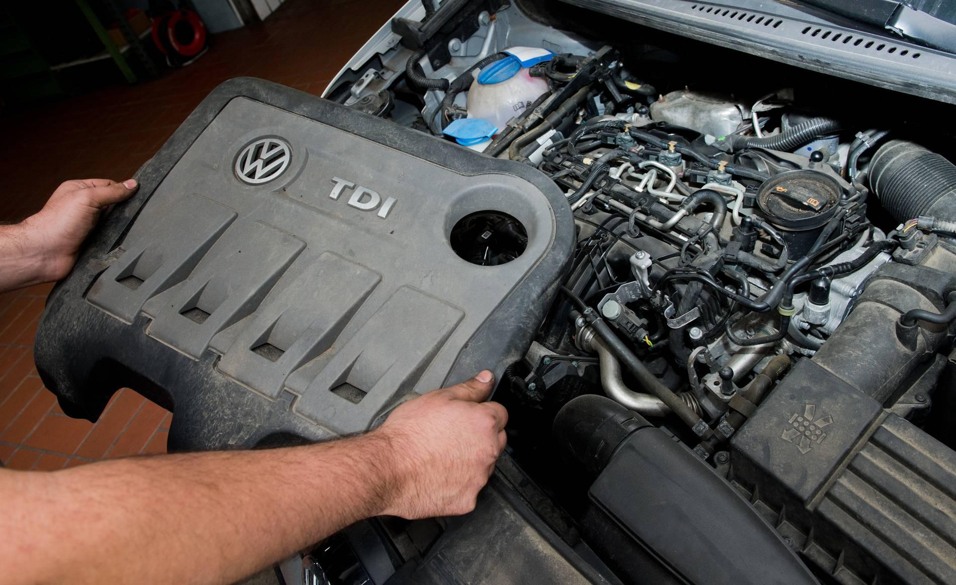 VW: Hälfte der Diesel-Klagen endet im Vergleich