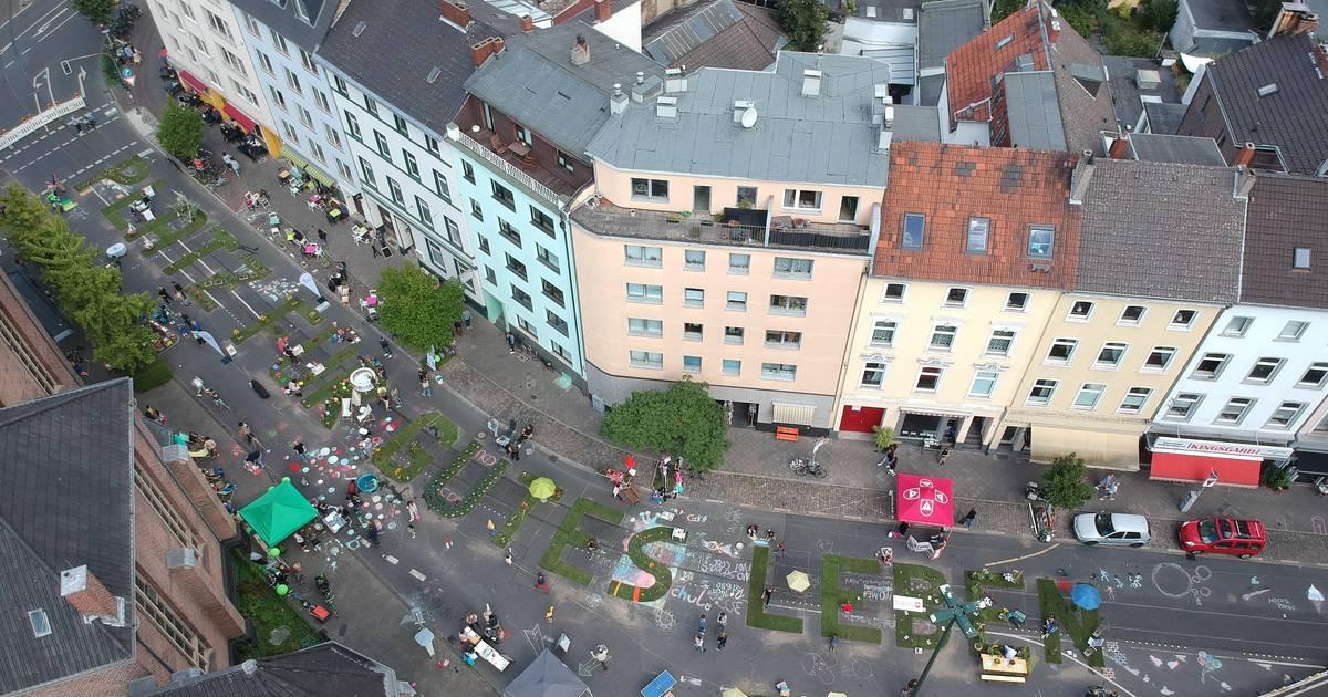Düsseldorf Sperrungen