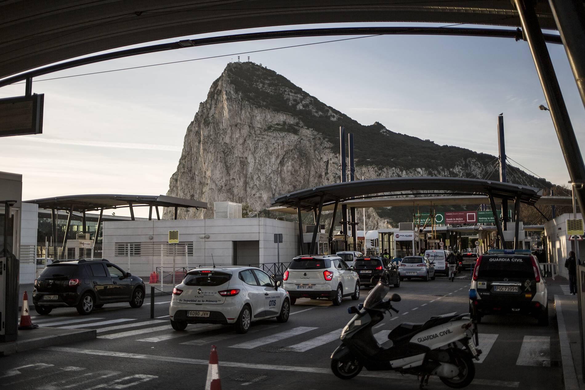 Gibraltar tritt dem Schengen-Raum bei