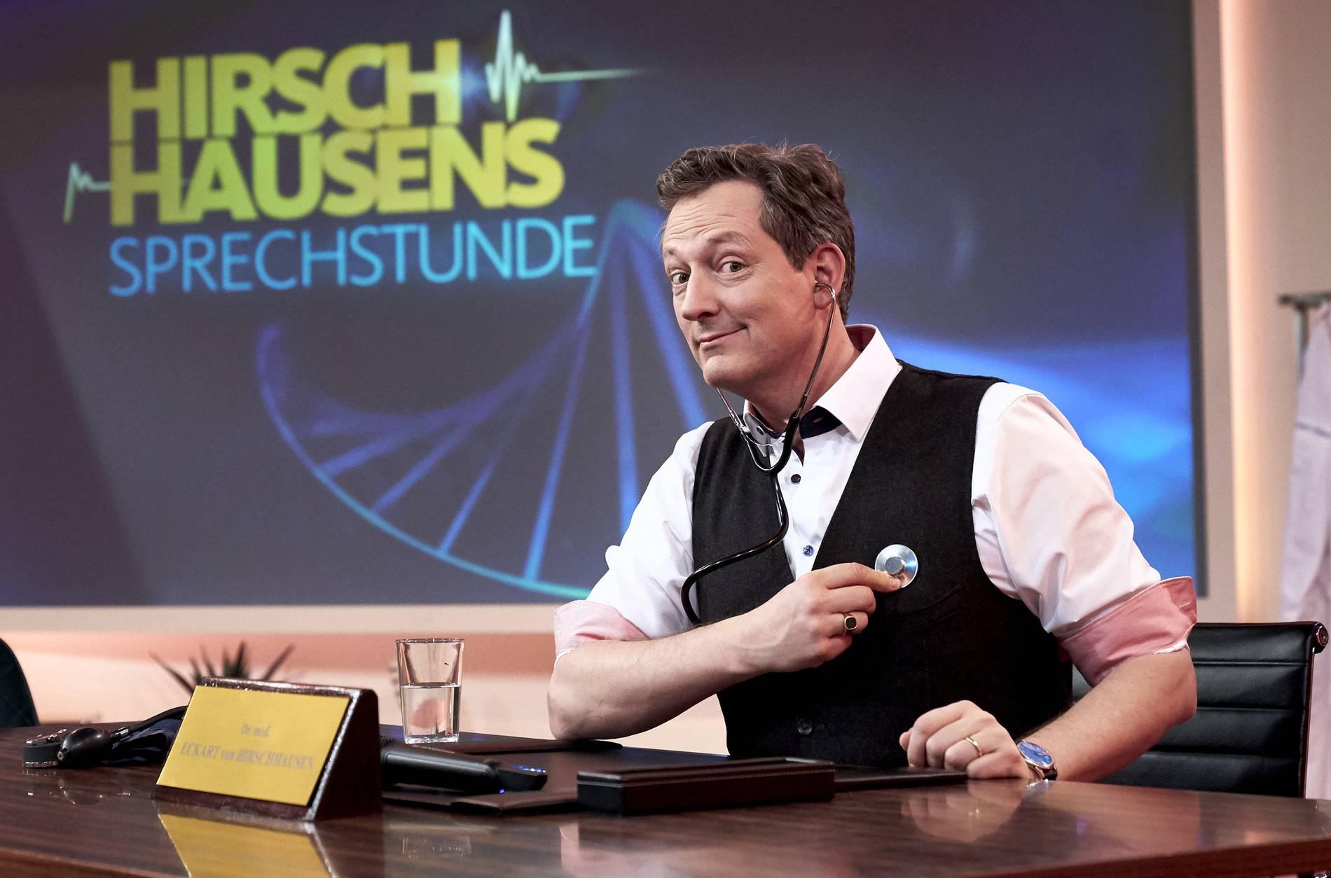 Eckart Von Hirschhausen Corona