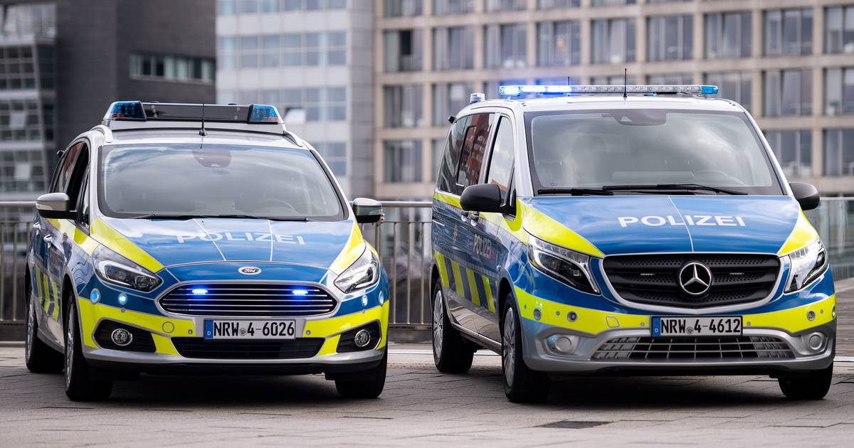 Polizei Düsseldorf Mörsenbroich