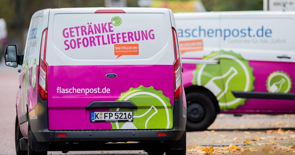 Flaschenpost: Durstexpress-Marke verschindet nach Übernahme - Hunderte Mitarbeiter entlassen - RP ONLINE