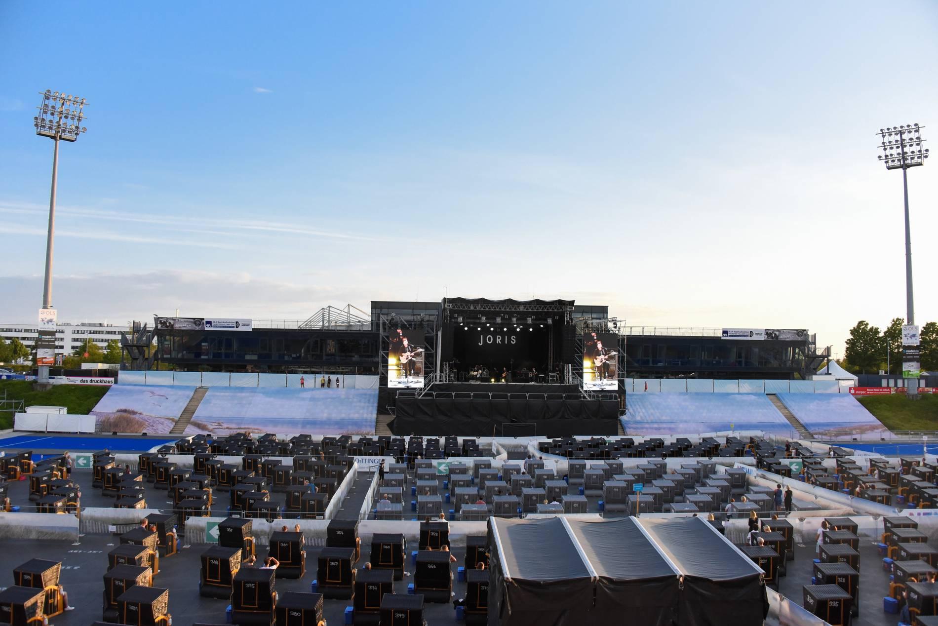 Xavier Naidoo Konzert 2021 Köln