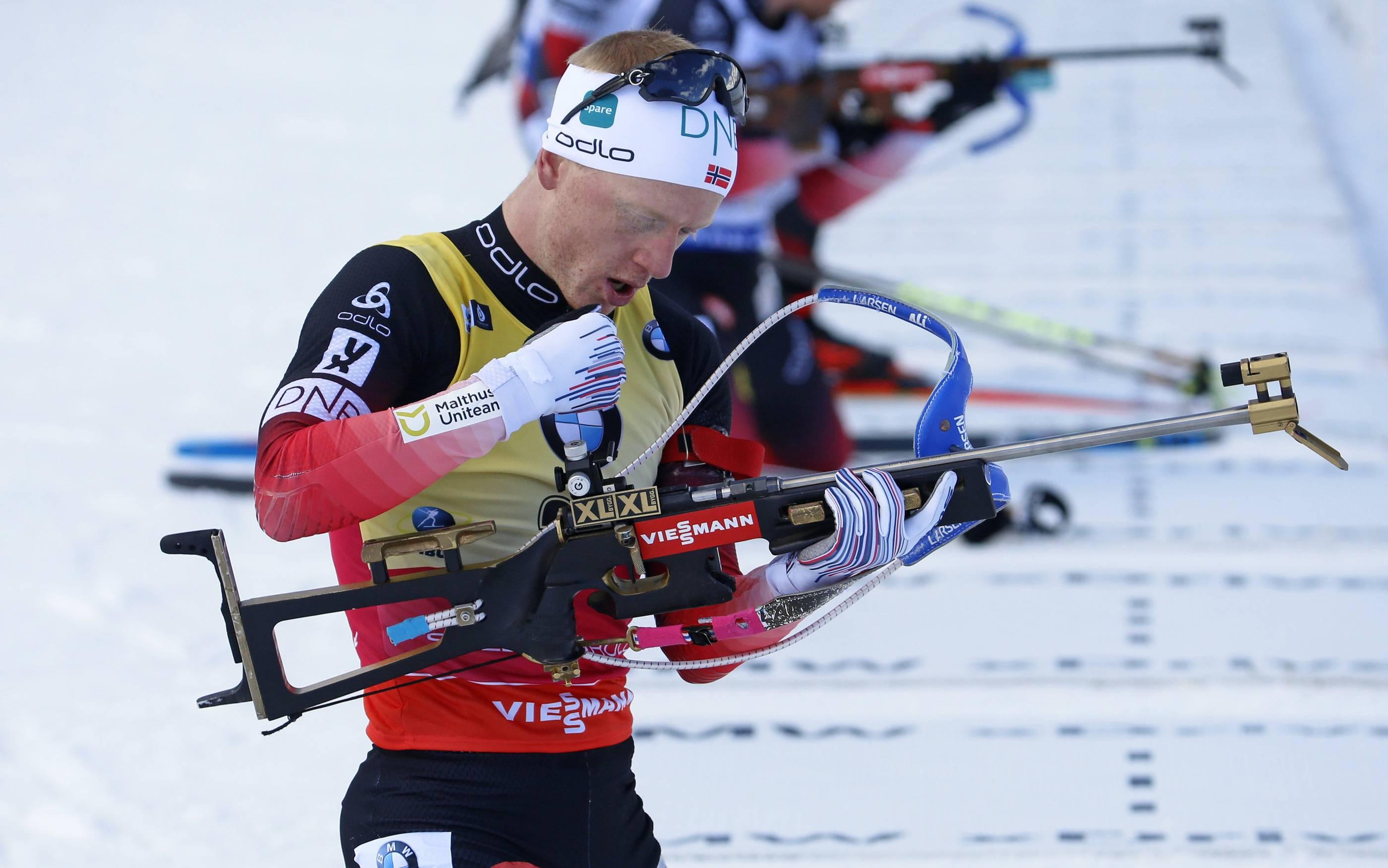 Biathlon Zeitplan