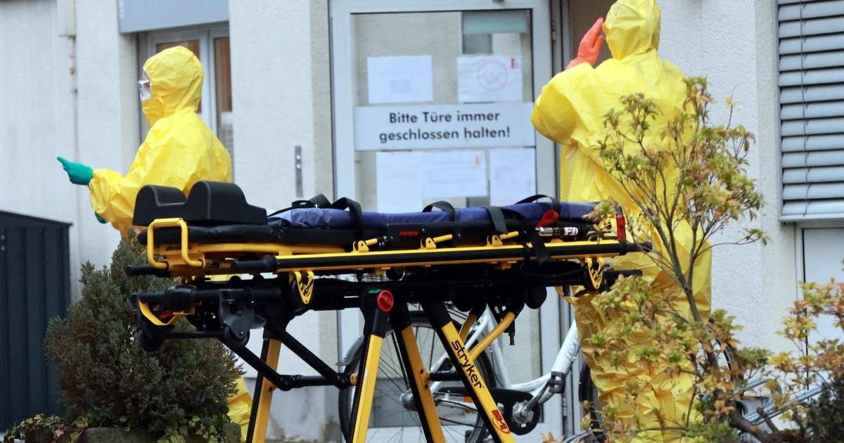 Corona-Pandemie: Zwölf Tote im Seniorenheim in Leverkusen-Rheindorf