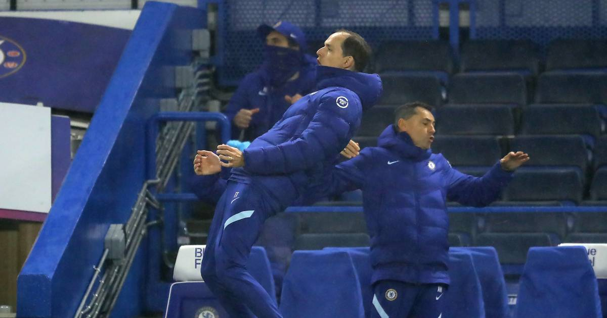 FC Chelsea:0 gegen die Wolverhampton Wanderers