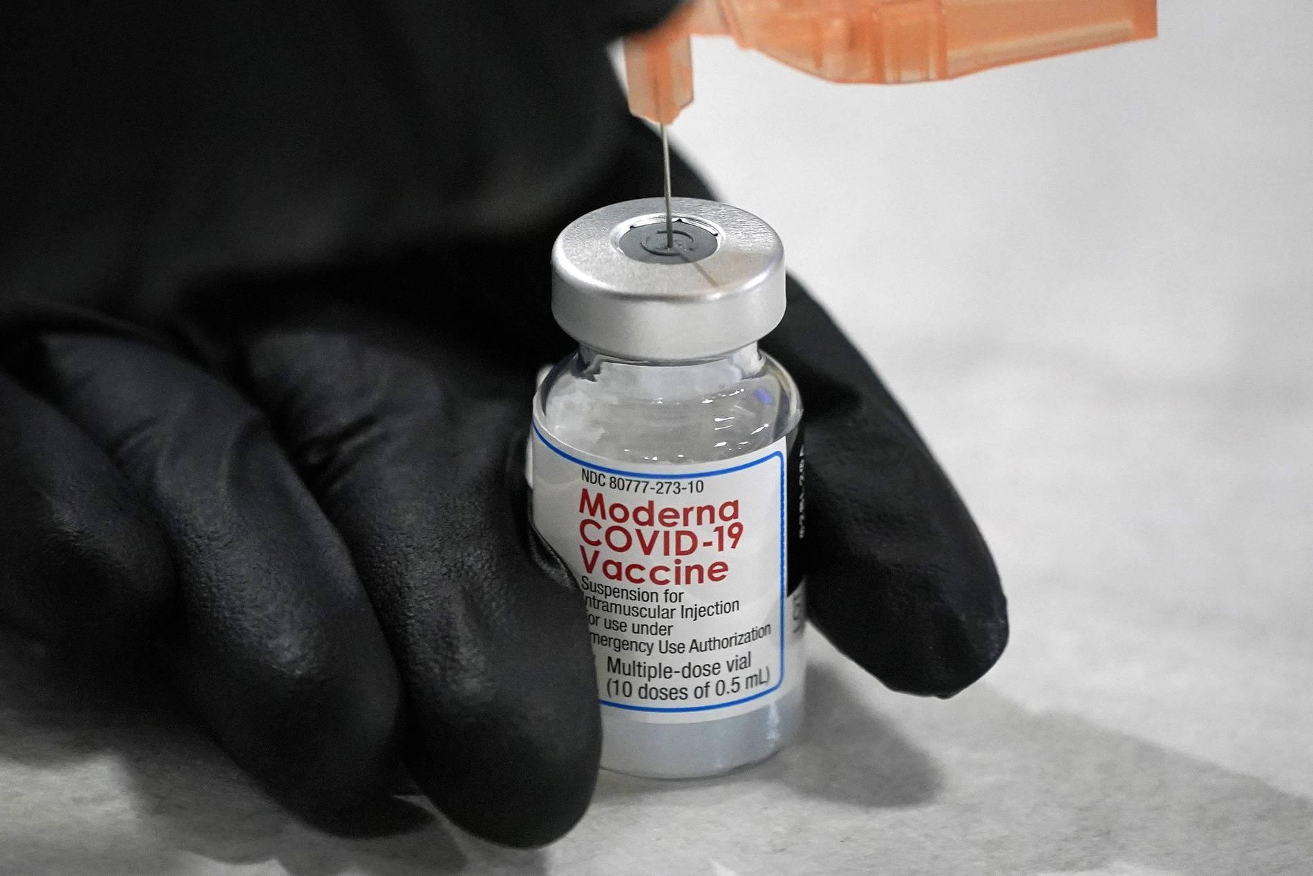 Italien: Auch Moderna könnte weniger Impfstoff liefern