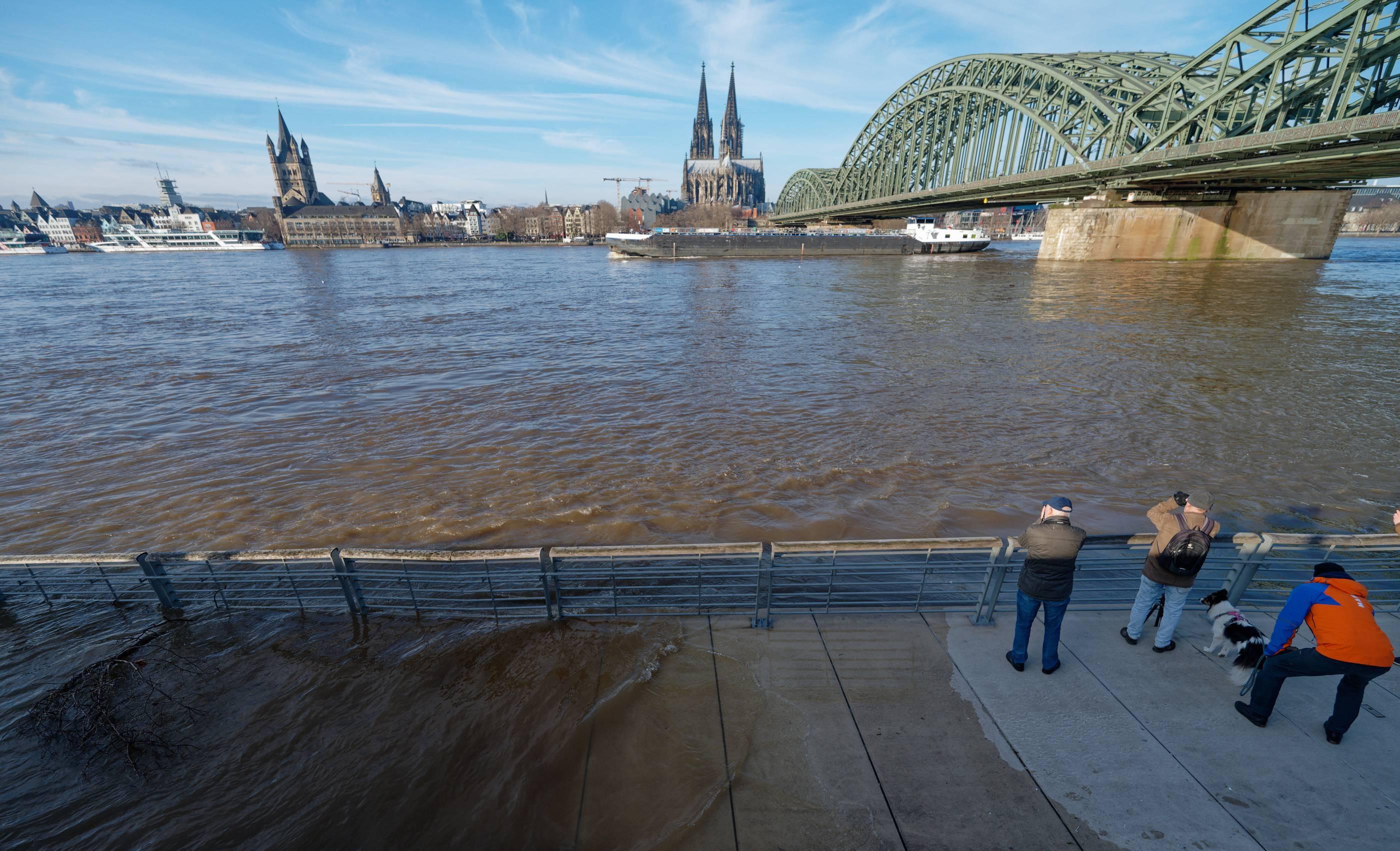 Hochwasser Nrw