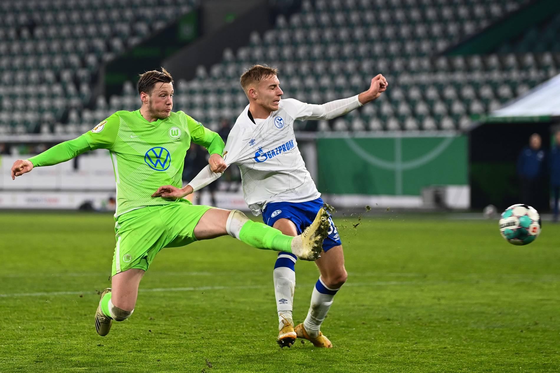 Schalke Dfb Pokal 2021