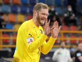 Handball-Nationaltorhüter: Bitter kehrt nach Hamburg zurück