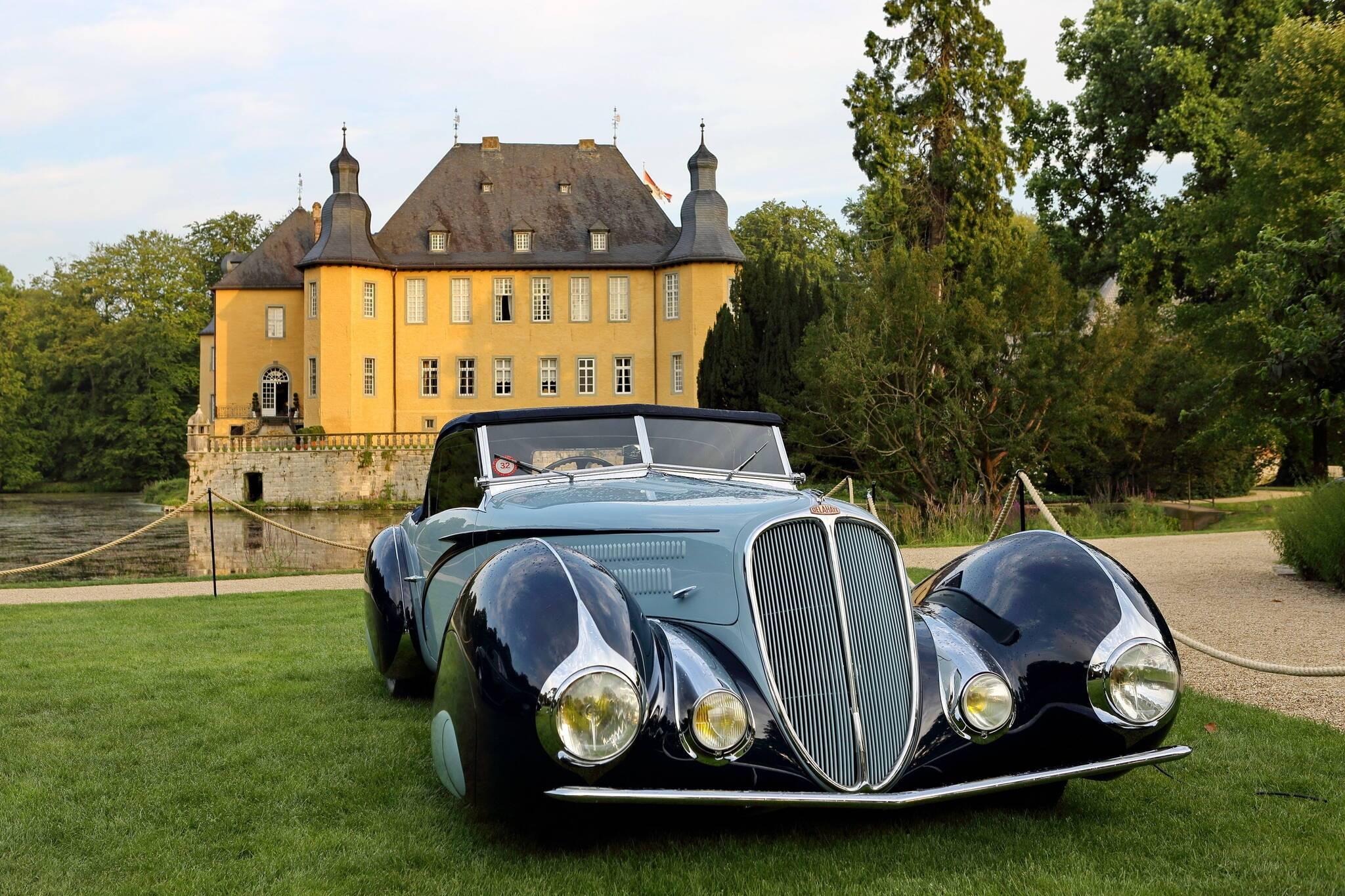 Schloss Dyck Veranstaltungen 2021