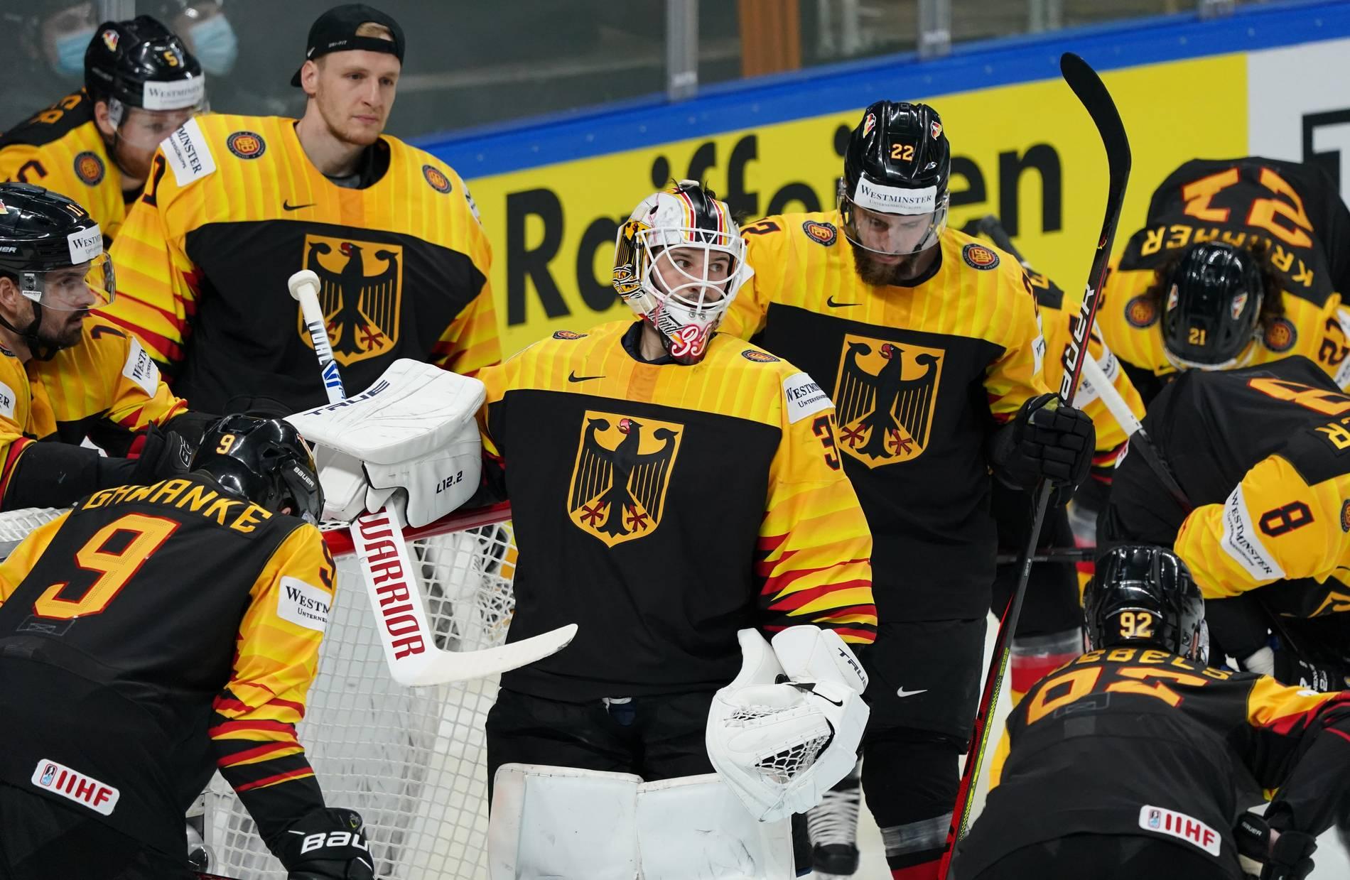 Beihilfe Zum Tor Beim Eishockey