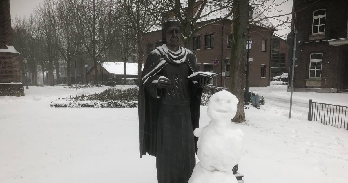 Winter 2021 in Rheinberg: Schnee bedeckt die Stadt - RP ONLINE - RP ONLINE