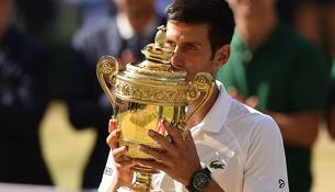 Die Grand-Slam-Titel des Novak Djokovic