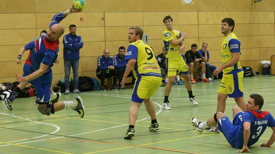 Handball: ETV mit Ladehemmung in Grefrath